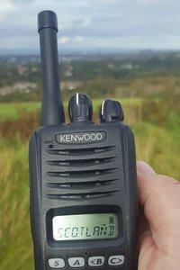 Kenwood NXDN Handset