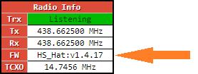 radio info