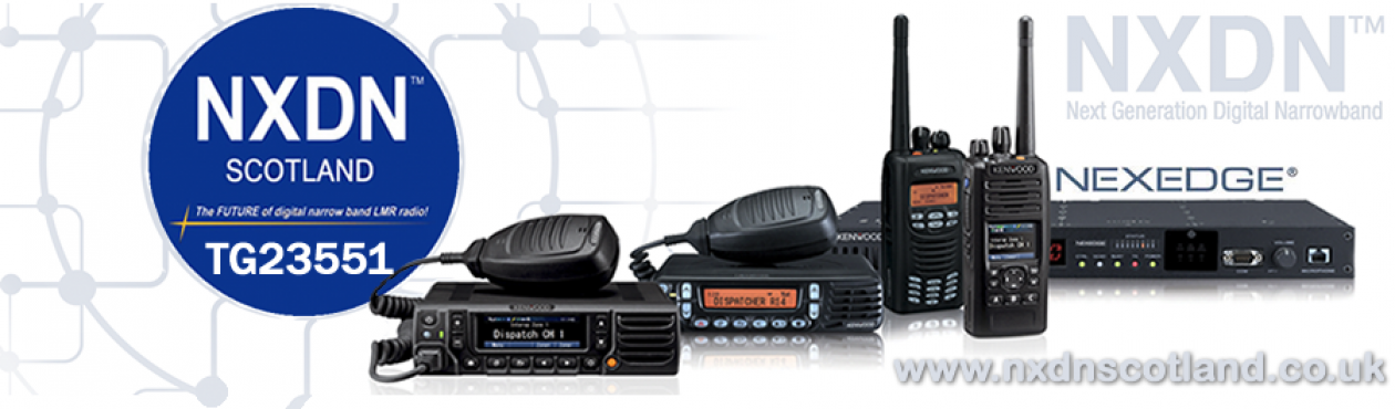 NXDN Scotland – Digital Amateur Radio